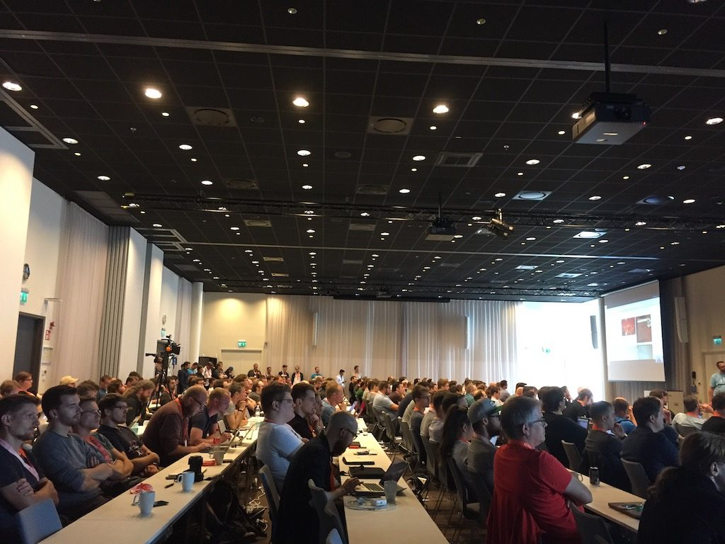 TYPO3 Developer Days 2017 Teilnehmer