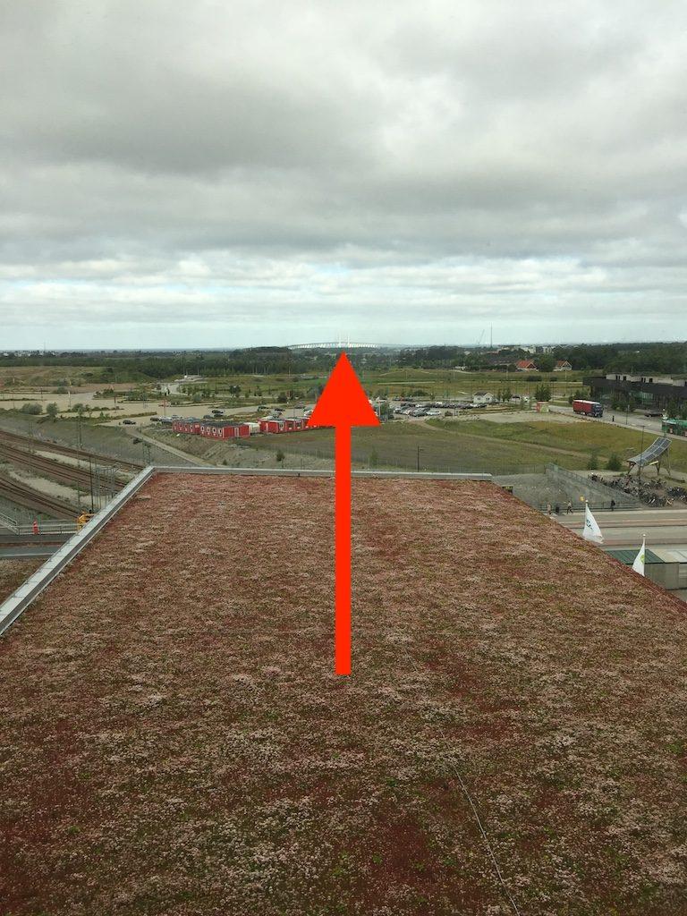 Hotel Quality View - mit Aussicht auf die Öresundbrücke